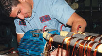 Electro Motors -  Onsite Servicing