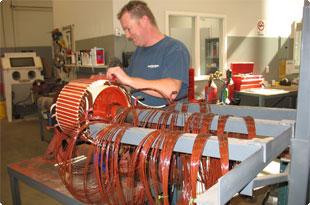 Electro Motors Motor Rewinds And Repairs Electro